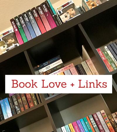 Book Love + Links: Oct. 24, 2020