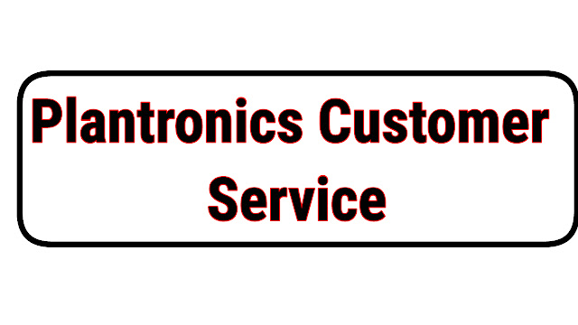 Supported Plantronics customer service 2020