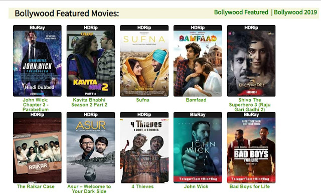 Download Latest Bollywood Movies on Todaypk 2020
