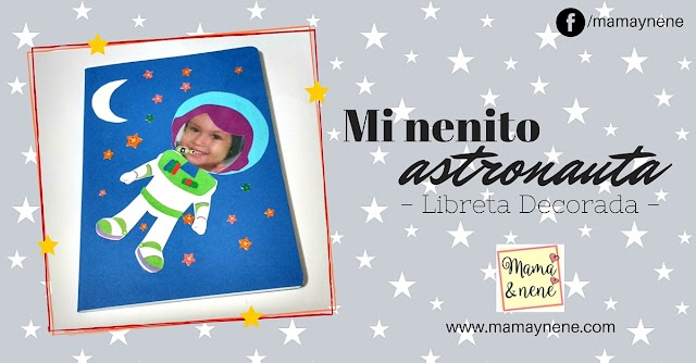 MANUALIDADES-CRAFT-LIBRETA-KIDS-MAMAYNENE