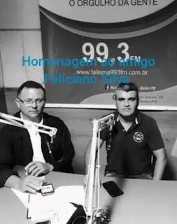 Ouça um pouco do último trabalho de Zé Feliciano na Rádio. 99,3 Talismã FM de Belém