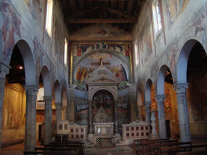 Image result for santi nereo achilleo flavia domitila