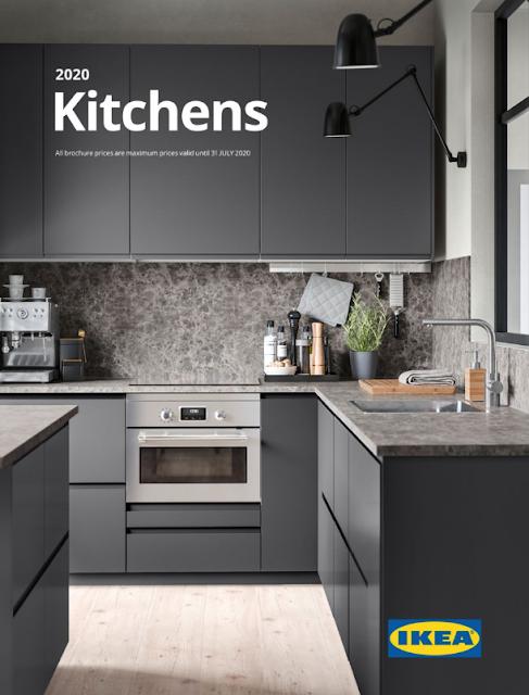 IKEA Kitchens brochure 2020