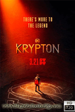 Krypton Temporada 1 [720p] [Latino-Ingles] [MEGA]
