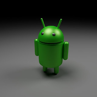 Green-Android-Robot-Logo