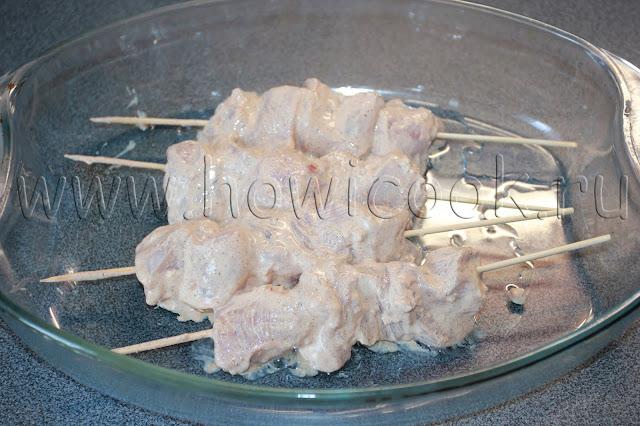 рецепт курицы тандури с пошаговыми фото