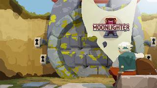 Moonlighter PS3 Wallpaper