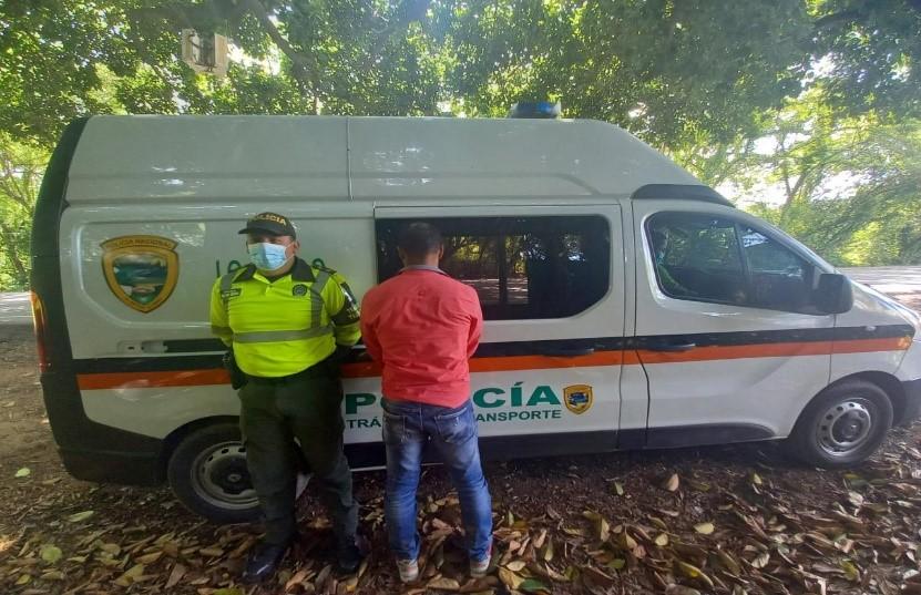 hoyennoticia.com, Solicitado por hurto en Valledupar cayó en Bosconia