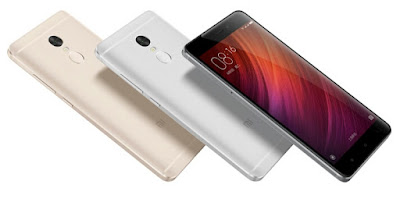 Spesifikasi Xiaomi Redmi note 4