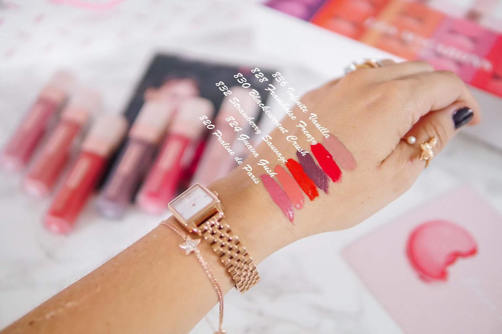 Lippenstift Infaillible Ultra-Matte Les Macarons - fashionstylebyjohanna - lippenstift