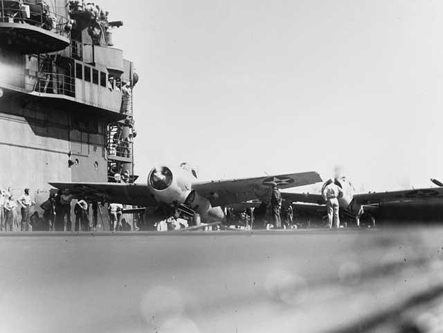 Wake Island raid, 24 February 1942 worldwartwo.filminspector.com