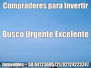 Inmobiliaria Milagros Fernández, + 58 04123605721 - 0212.4223247 Inversiones MJE C.A., MFDINERO,