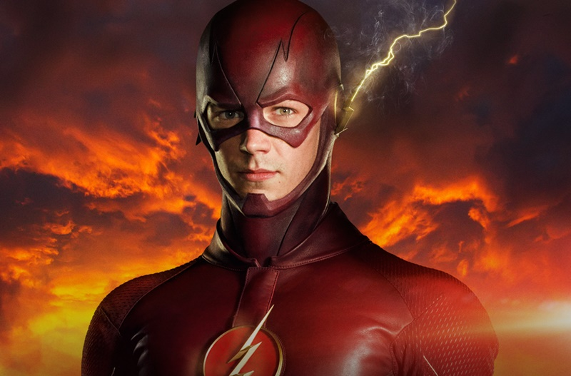 The Flash: New Concept Art Design Shows Armor Suit For Season Four.