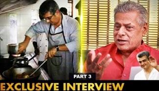 Actor, Comedian Delhi Ganesh Interview
