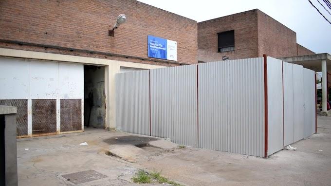 Comenzó la construcción de la Unidad de Terapia Intensiva en el Hospital Dr. Anselmo Gamen