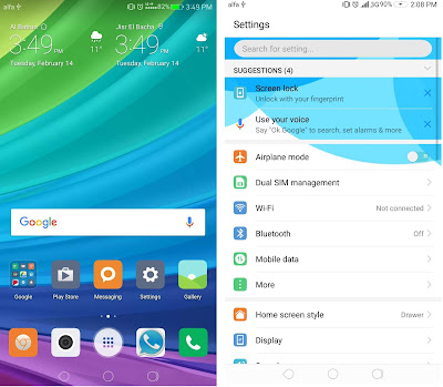 Download Huawei Theme : MIUI MIX 1.4 Theme For EMUI 5