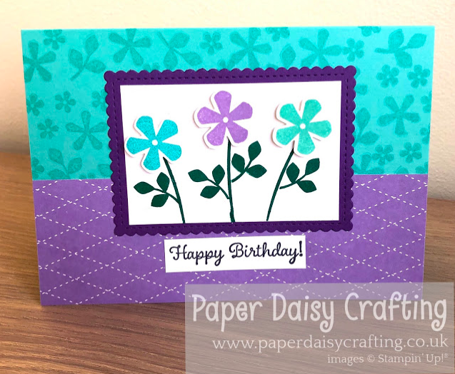 Nigezza Creates with Stampin' Up! & Paper Daisy Crafting & Thoughtful Blooms