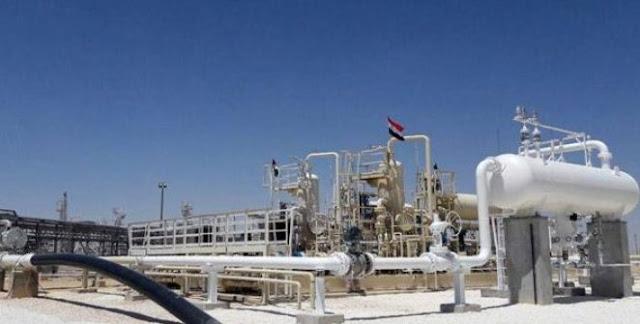 ارتفاع إنتاج الغاز في سوريا. وإدخال بئر جديد في الخدمة.