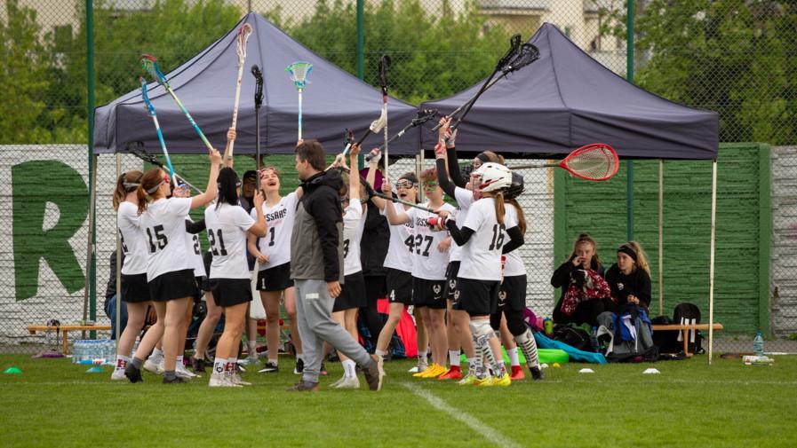 Poznań Hussars Ladies walczą o mistrzostwo Polski | foto: Marcin Skoczylas / Poznań Hussars Ladies