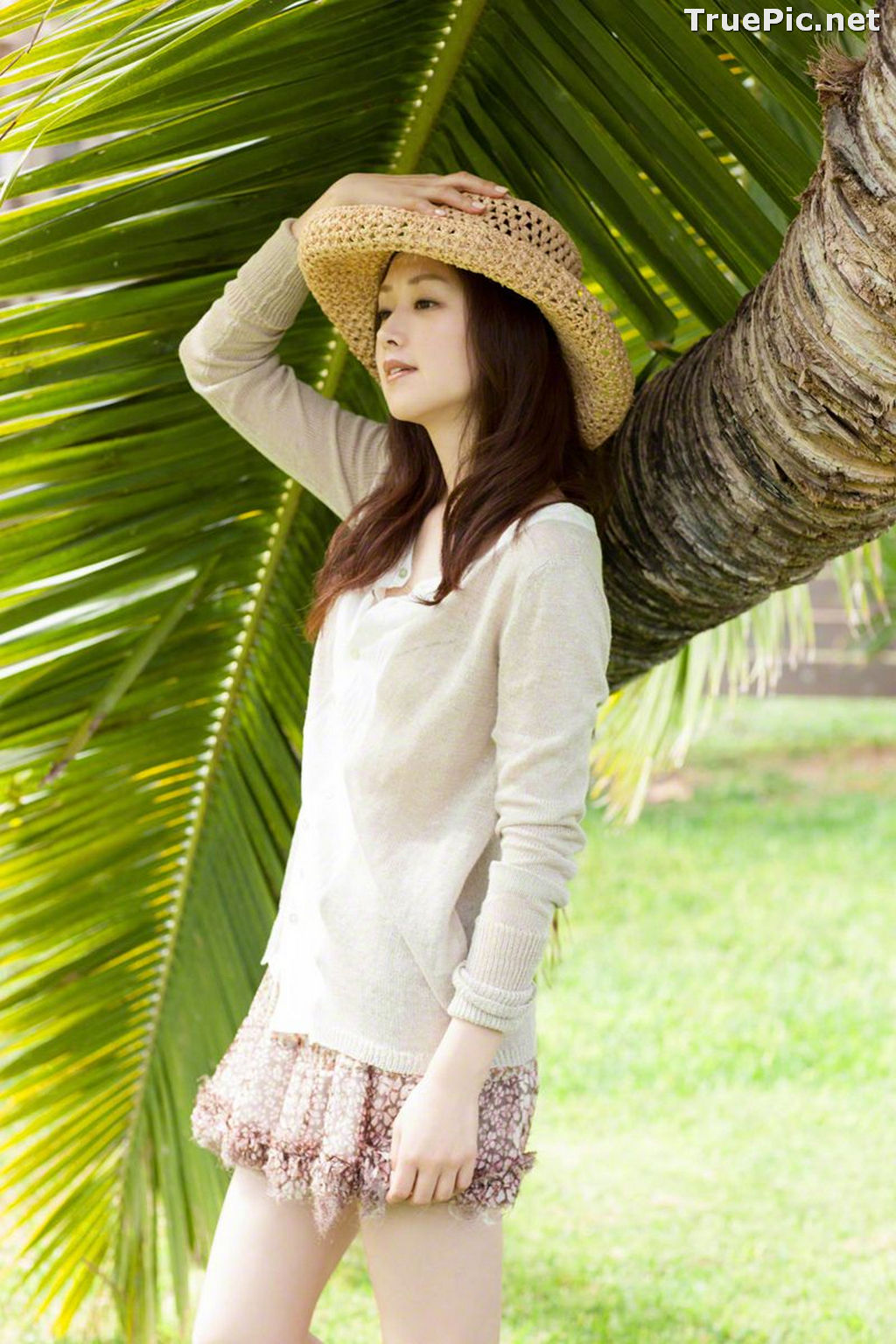 Image Wanibooks No.138 – Japanese Actress and Model – Yuko Fueki - TruePic.net - Picture-4