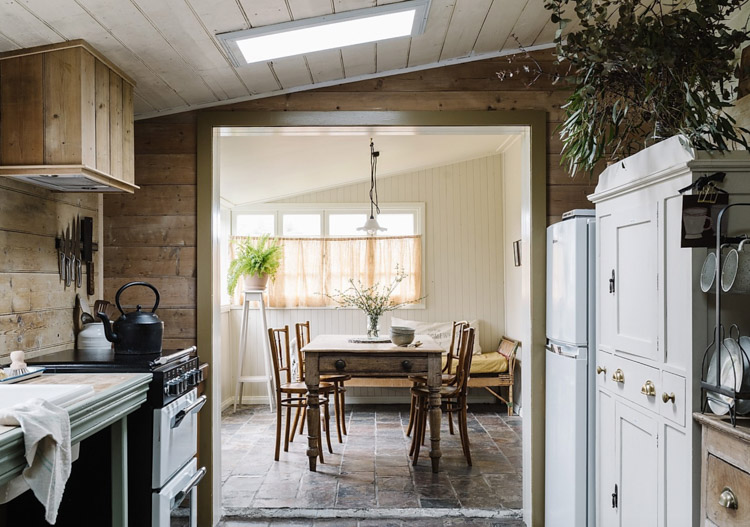 Cosy Hide-away: The Butcher's House