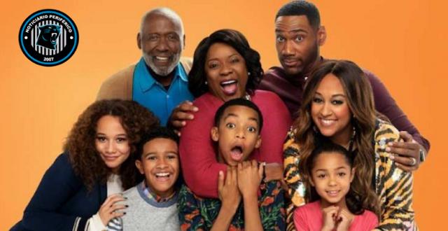 Série Original Netflix - O Encanto da Família Negra... | Reunião de Família