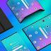 Telefon pintar skrin lipat pertama Xiaomi menggunakan engsel yang serupa dengan Galaxy Z Fold 2