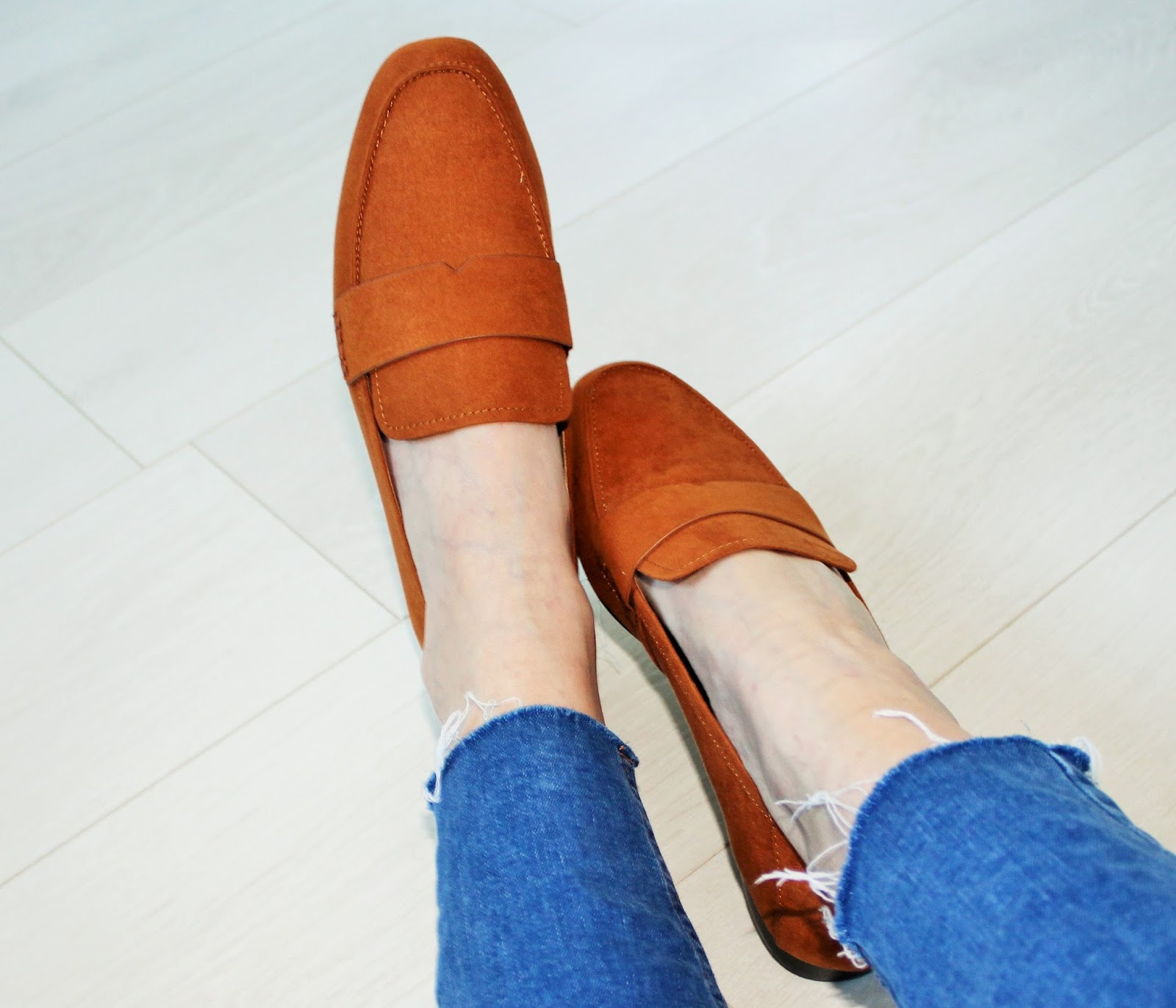 May Favourites 2017 - 9 - Zara Loafers
