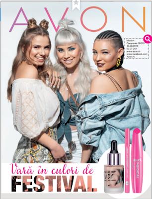 AVON Promotii + Catalog-Brosura   9 2019