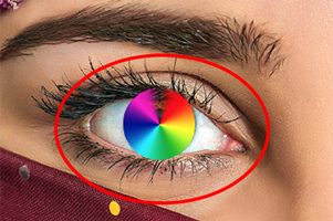 efek gradient pelangi di photoshop