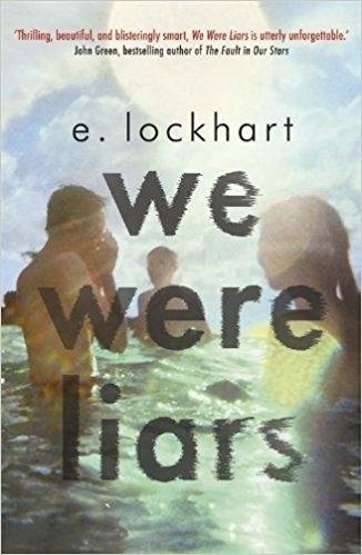 we were liars - best young adult books, we were liars e lockheart, we were liars book, best young adult books, young adult books 2018