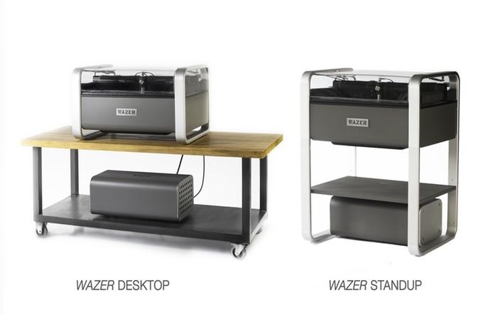 Diy 3d Printing Wazer Desktop Waterjet Cutter
