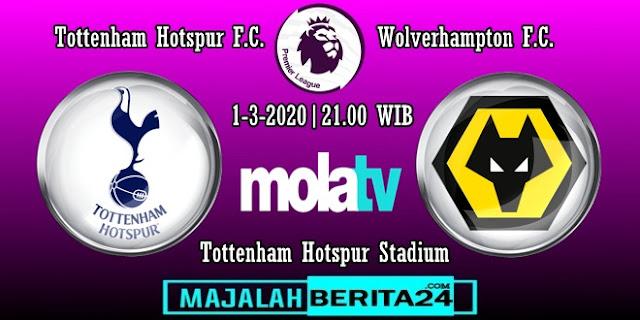 Prediksi Tottenham Hotspur vs Wolverhampton