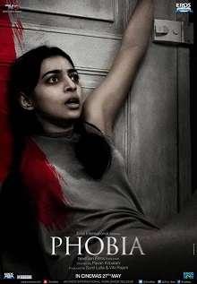 Phobia Hindi Movie Review