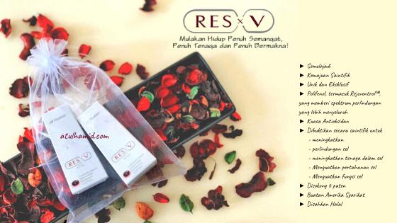 ResV Shaklee: Produk Terbaharu Shaklee