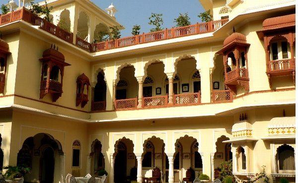 Alsisar Haveli Jaipur: Hotel Alsisar Haveli Jaipur