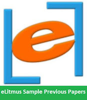 eLitmus Sample Previous Papers