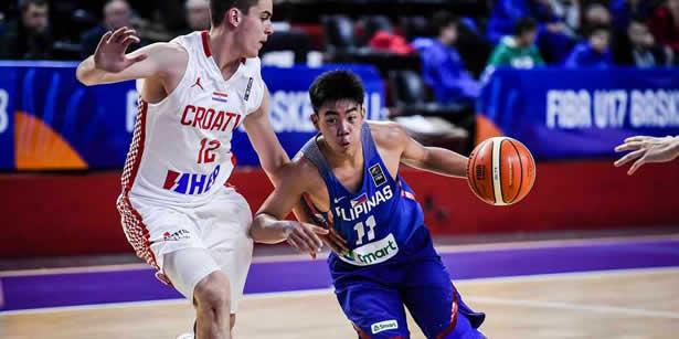 LOOK: Batang Gilas Pilipinas Game Schedule 2018 FIBA Under-17 World Cup Argentina List