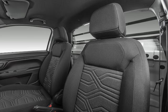 Nova Fiat Strada 2021 tem versão com Cabine Plus