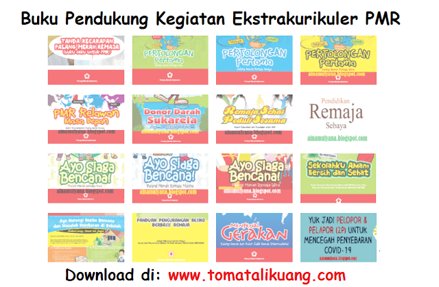 download buku pendukung buku sumber buku referensi kegiatan ekstrakurikuler palang merah remaja pmr pdf tomatalikuang.com
