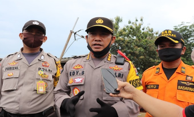 Polda Banten Sosialisasikan SKB Menteri, Tentang Keputusan Pembubaran Ormas FPI