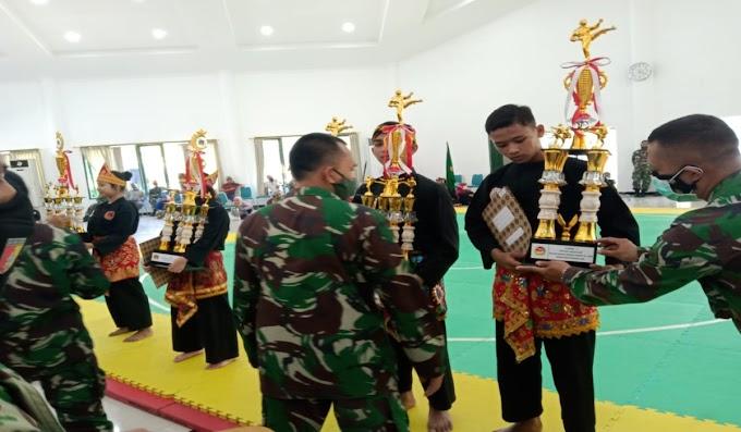 PPS Jokotole Pamekasan Raih Juara 2 di Festival Korem Bhaskara Jaya