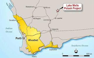 Australian potash