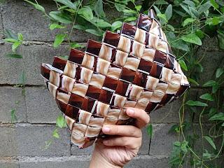 Dompet dari bungkus kopi
