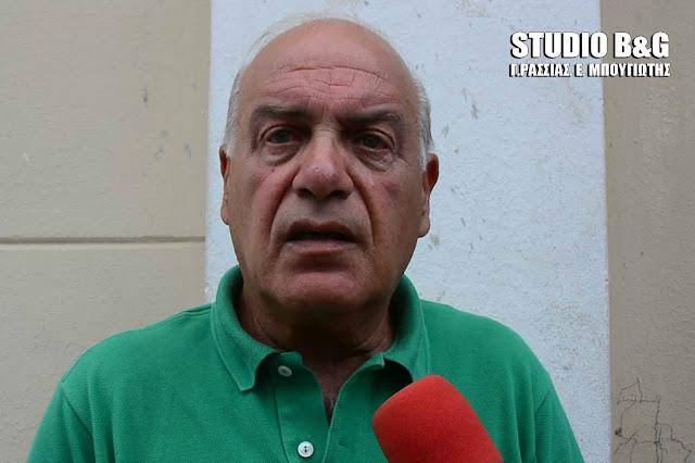 Παντελής Κοκκινόπουλος: Οι προσαγωγές δεν μας φοβίζουν - Θα συνεχίσουμε δυναμικά (βίντεο)