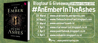 http://theboochconsultant.blogspot.co.id/2017/03/givaway-ember-in-ashes.html