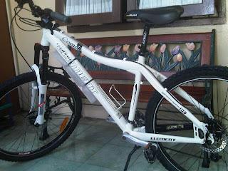 Sepeda MTB Comda 2010