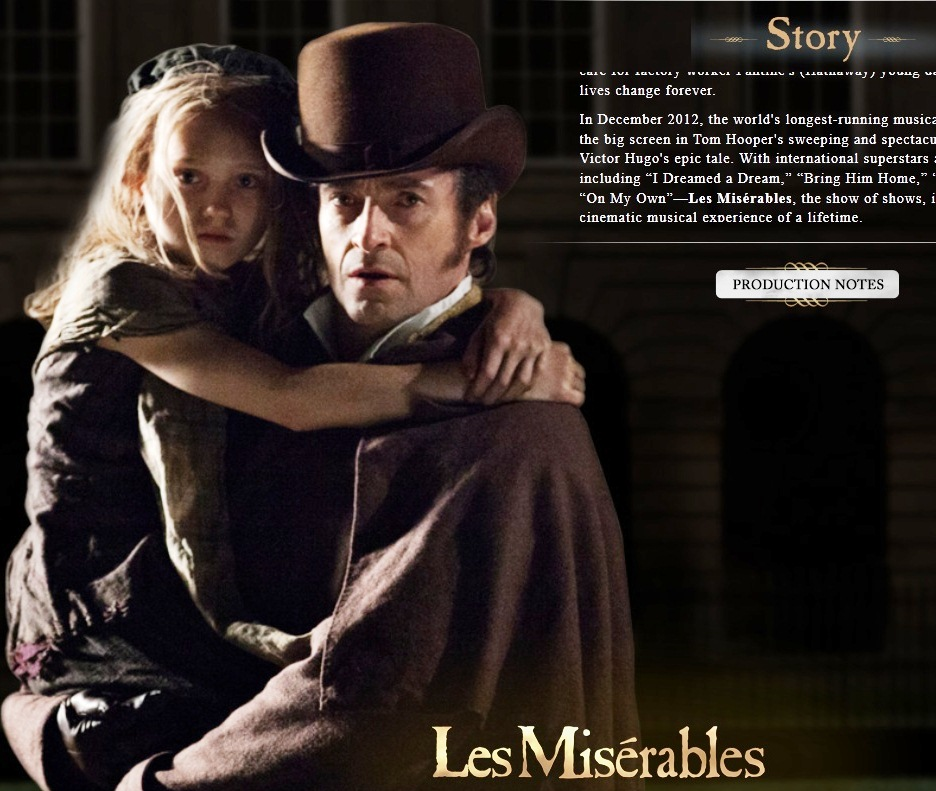 les miserable essay Free summary and analysis of the events in victor hugo's les misérables that won't make you snore we promise.