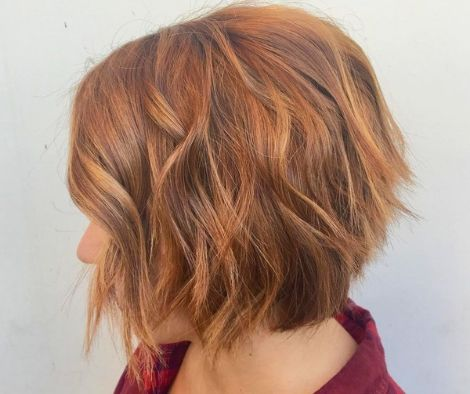 Chopped Edgy Bangs -Girls With Bangs Hairstyle