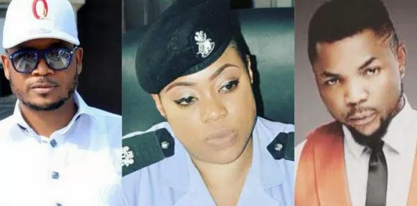 How Shina Pellar forgave singer Oritsefemi - Police
